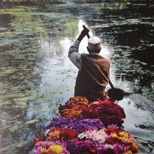 Flower seller, Kashmir - Steve McCurry