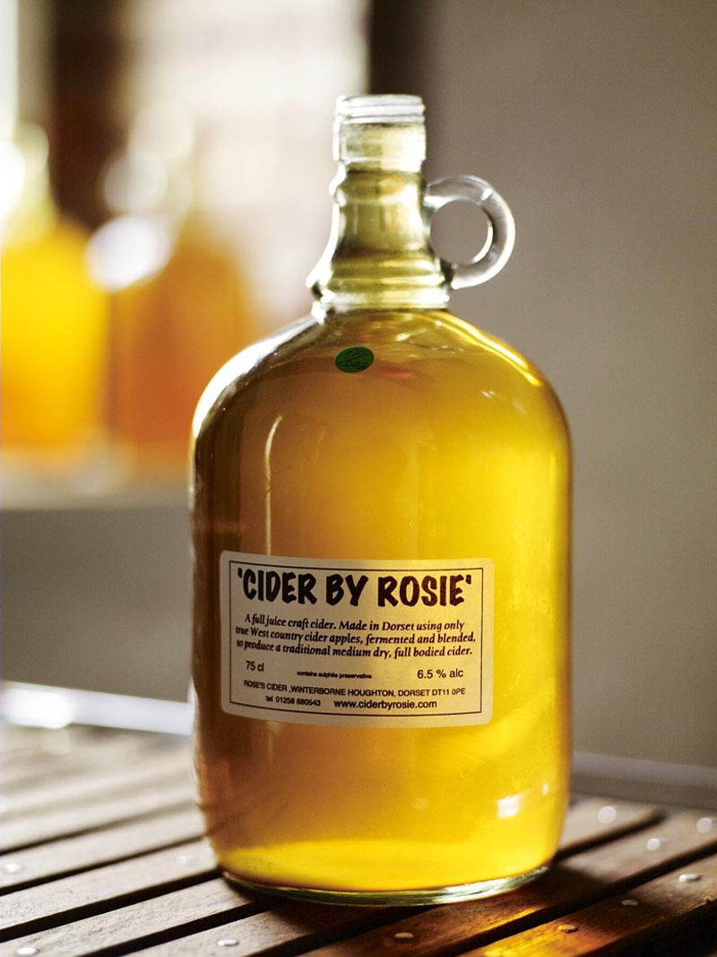 rosie grant  cider producer  somerset  u2013 country living uk