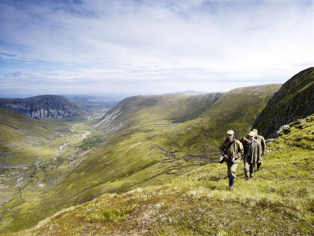 Venison Hunt Scottish Highlands Jamie Oliver Magazine